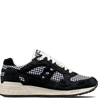 check out 0d90f 0dcda Saucony Originals Women's Shadow 5000 HT Houndstooth Black ...