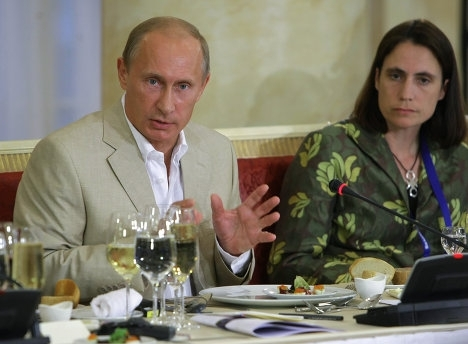Putin and Hill