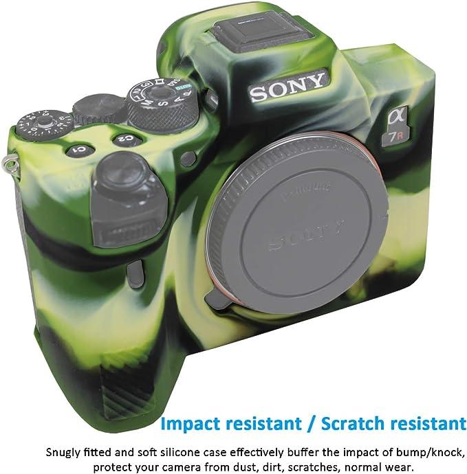 Easy Hood Schutzhülle Für Sony Alpha 7r Iv A7r Iv A7riv Kamera
