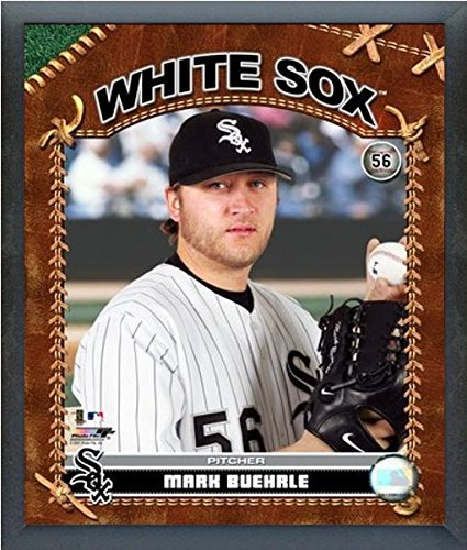 Mark Buehrle Chicago White Sox MLB Studio Plus Photo (Size: 12