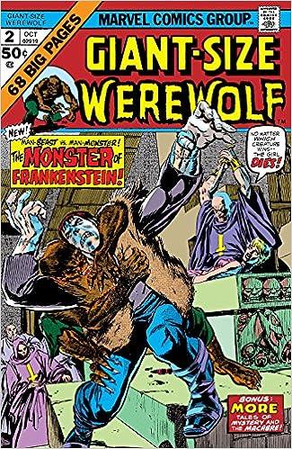 Téléchargement gratuit de pdf et d'ebooks Giant-Size Werewolf By Night (1974-1975) #2 (Littérature Française) PDF