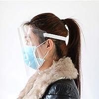 Qiekenao - Máscara antivaho transparente, antihumo, antivaho