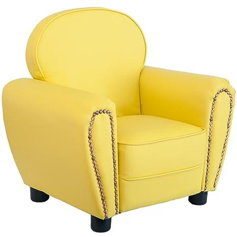 Amazon.com: Harper & Bright Designs Kids Sofa Armrest Chair ...