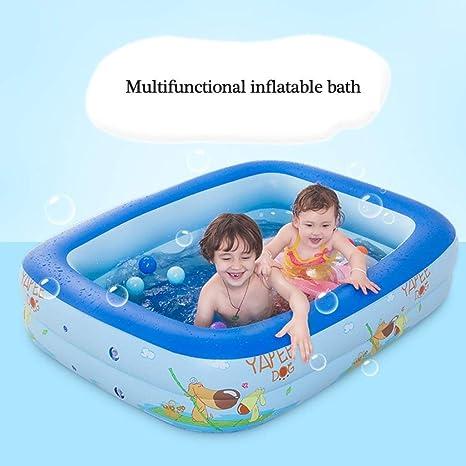 TYUIO Bañera inflable de la piscina para bebés, piscina inflable ...