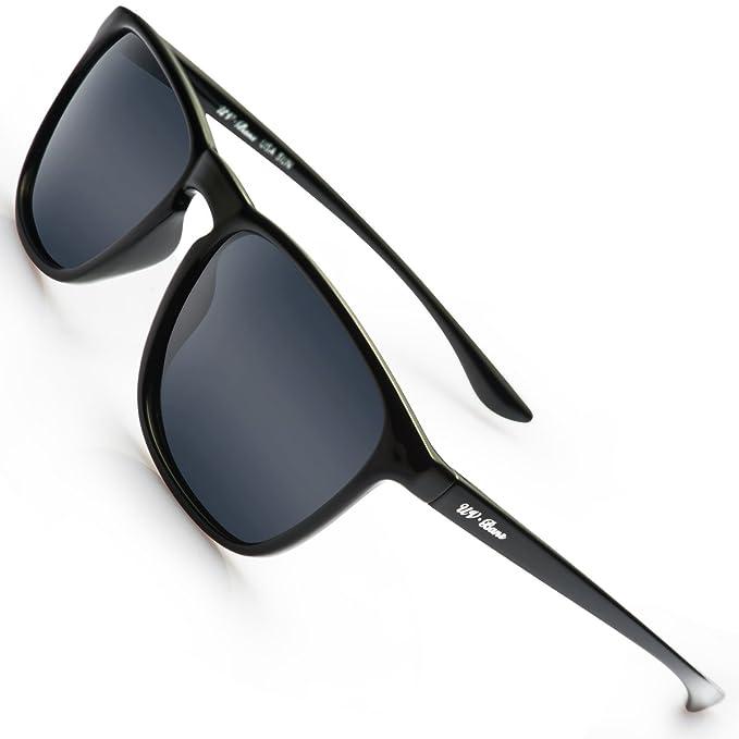 Amazon.com: UV-BANS - Gafas de sol polarizadas para hombre y ...