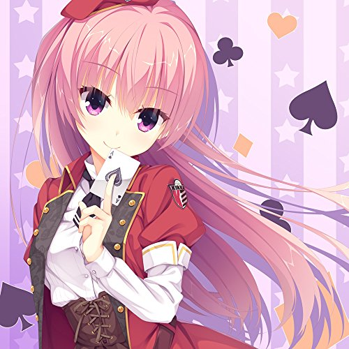三司あやせ(CV:沢澤砂羽) / PERFECT GIRL リドルジョーカー RIDDLE JOKER キャラクターソング Vol.1