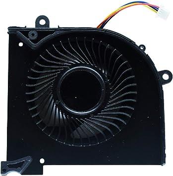 New MSI GS65 GS65VR MS-16Q2 16Q2-CPU-CW 16Q2-GPU-CW laptop DC5V 0.5A Cooling Fan