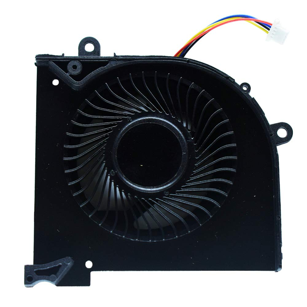 Rangale CPU Cooling Fan para MSI GS65 GS65VR P65 MS-16Q1 ...