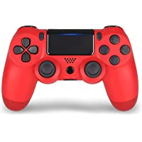 Wireless Controller for PS4, OUBANG Game Controller for Playstation 4/Pro/Slim Console with Touch-Pad Built-in Speaker…