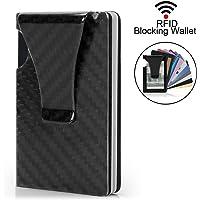 EGRD Minimalist Carbon Fiber Front Pocket Wallet