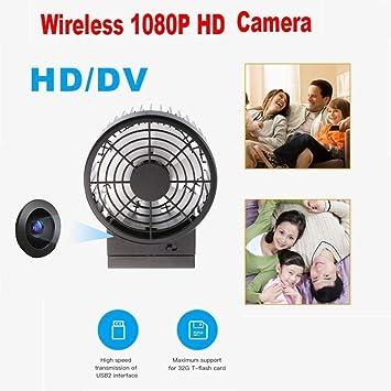 Snow-Day Mini cámara WiFi HD1080P con Monitor de Seguridad, cámara ...