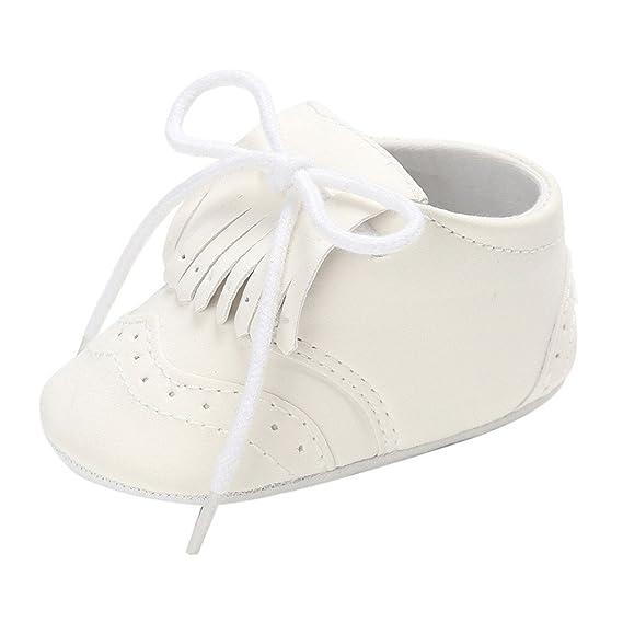 ❤ Lona Infantil Bebé Niñas Niños Cuna Cuna Zapatos Suave Suela Antideslizante Zapatillas de Deporte Absolute: Amazon.es: Ropa y accesorios