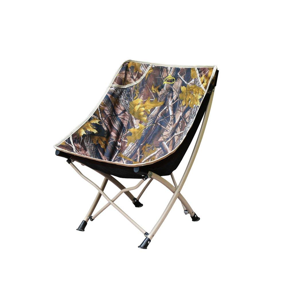 Outdoor Stuhl – Faltbar geeignet für Camping-für Damen und Herren, Festivals, Gärten, Reisen, Angeln, Strände, Grillen, skizzieren atmungsaktiv Oxford Tuch Materialien Bold Aluminium Legierung Stahl