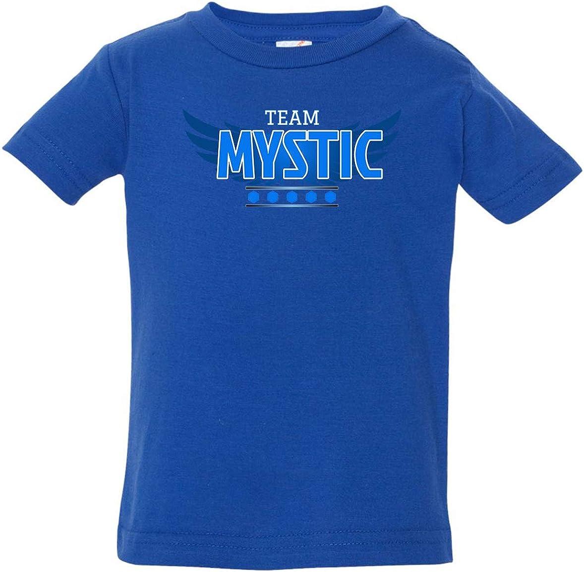 Tenacitee Babys Team Mystic Shirt