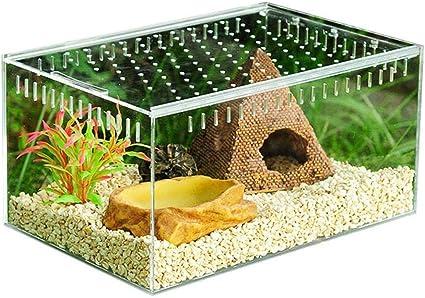Aquarium//Terrarium//Vivarium Glass Lid//Door Replacement Self-Stick Plastic Handle