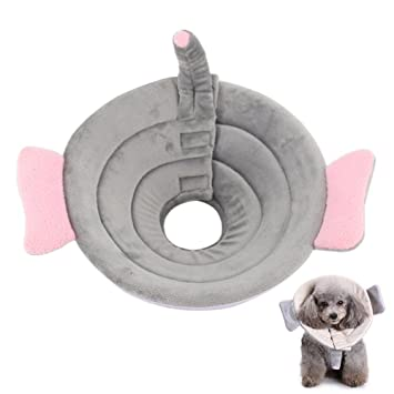 Pawaca Mascotas Line – Cuello, Hinchable para Cuello, softhals Krause – Collar, Hinchable