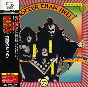 Kiss Hotter Than Hell Amazon Com Music