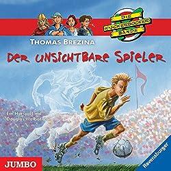 Der unsichtbare Spieler (Die Knickerbocker-Bande 48)