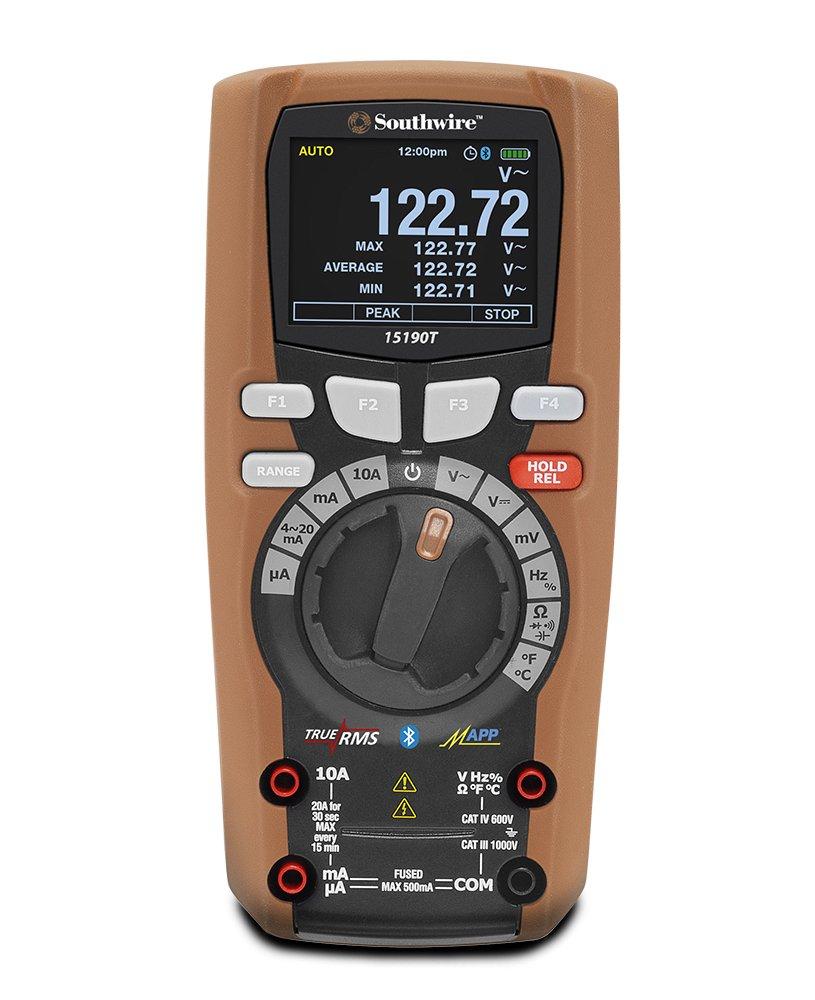 Southwire Tools & Equipment 15190T MaintenancePRO Color Screen ...