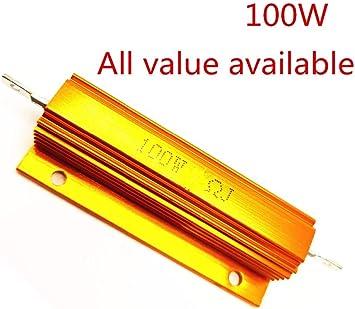 1//2 Watt 33R Fast USA Shipping 10 x 33 Ohm Carbon Film Resistors 5/%