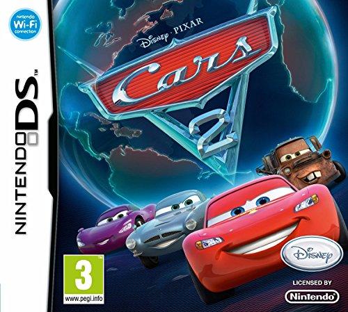 Disney Cars 2 (Nintendo DS) SPANISH VERSION ONLY / VERSIÓ...
