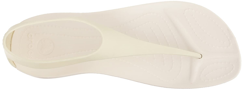 Crocs Flip Sexi Flip Crocs 11354, Damen Zehentrenner Grau af273a