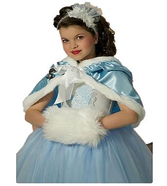 HotGirls HotGirls Winter mädchen Prinzessin Kleid Rock Cap Kleid mit ...