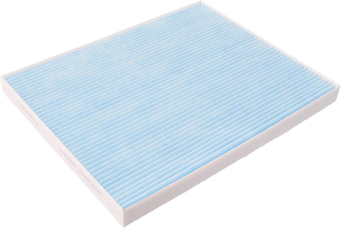Blue Print Adz92507 Innenraumfilter Pollenfilter 1 Stück Auto