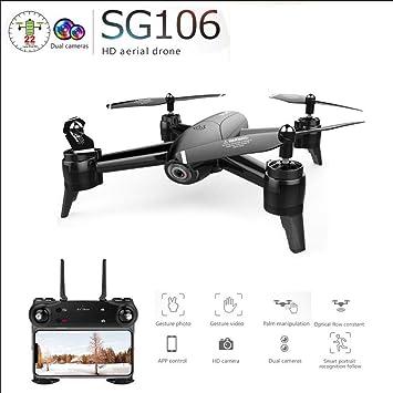 YAYY Drone con cámara WiFi FPV 1080P HD,RC Quadcopter RTF Altitude ...