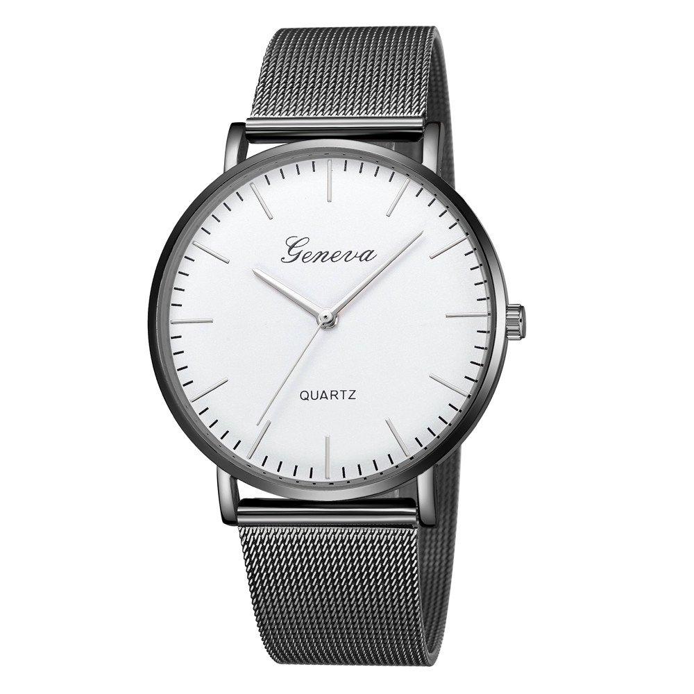 Amazon.com: Watches for Women,Clearance Womens Simple Classic Quartz Watch,Wugeshangmao Ladies Fashion Analog Fashion Wrist Watch Business Casual Watch ...