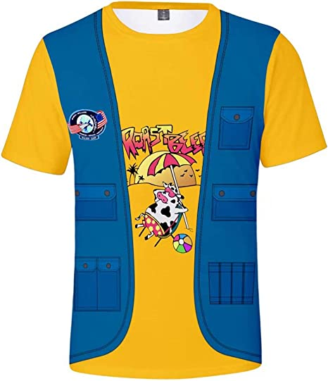 Amatop Disfraz de Stranger Things Camiseta de Dustin Eleven ...