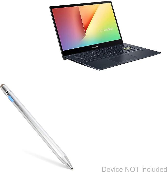 Super Precise Stylus Pen for Transay Touch BoxWave Transay Touch Stylus Pen FineTouch Capacitive Stylus Lunar Blue