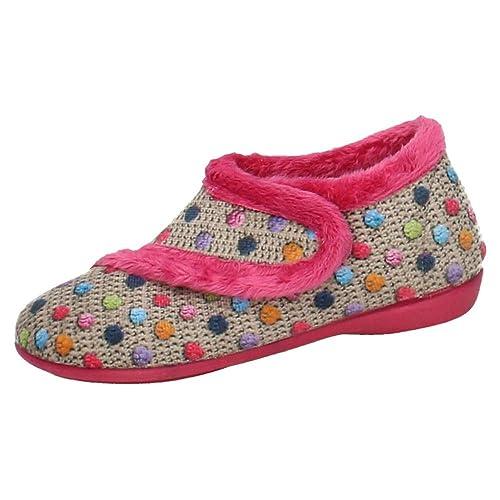 VULCA-BICHA 215 Botita DE CASA NIÑA Zapatillas CASA: Amazon.es: Zapatos y complementos