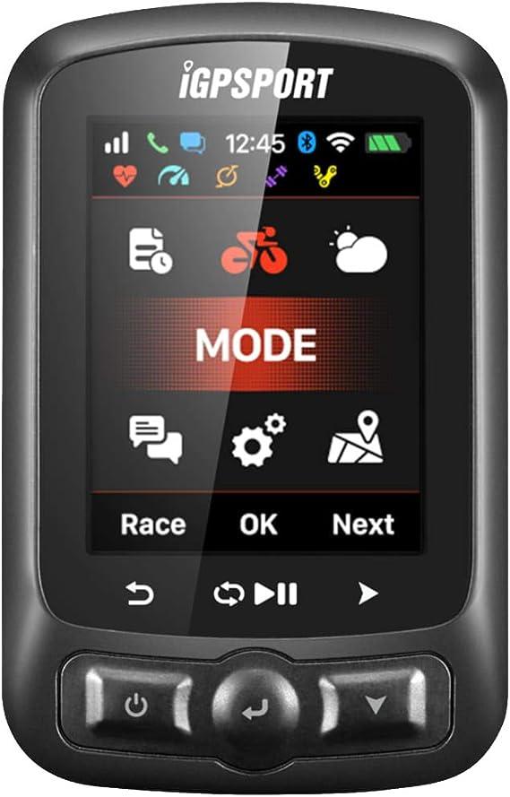 Compteur vélo GPS iGPSPORT 20E ordinateur de vélo sans fils