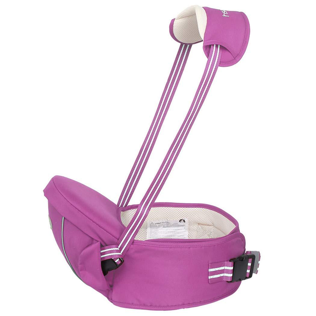 geringes Gewicht und Arbeitsersparnis Ergonomische Hipseat Babytrage mit Schultergurt Taillenhocker Sitz zum Tragen Baby Kleinkinder