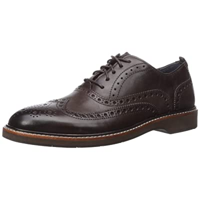 Amazon.com | Cole Haan Men's Morris Wing Ox:Java Oxford | Oxfords
