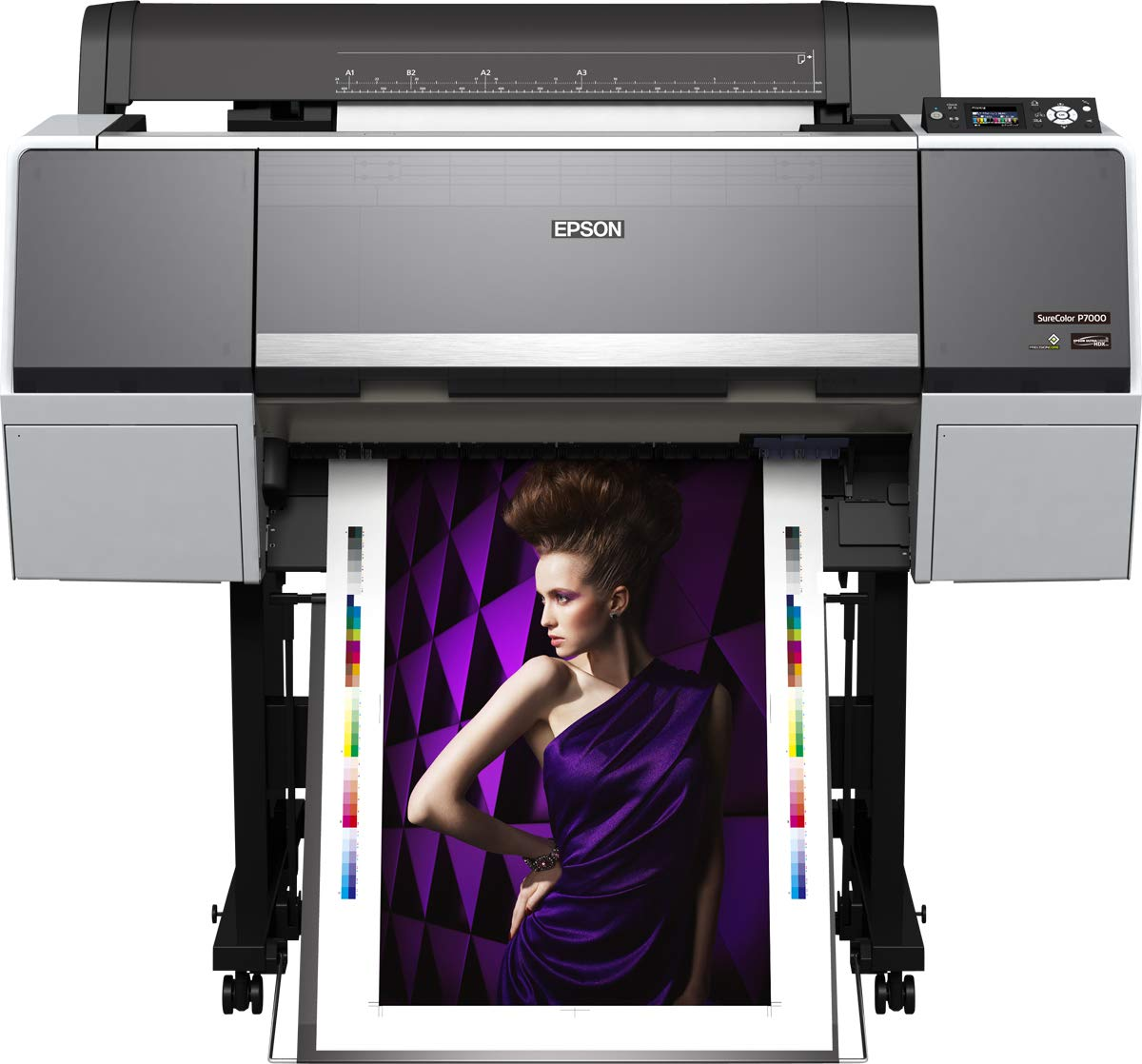 Epson SureColor SC-P7000 Professional A1 Photo Printer and