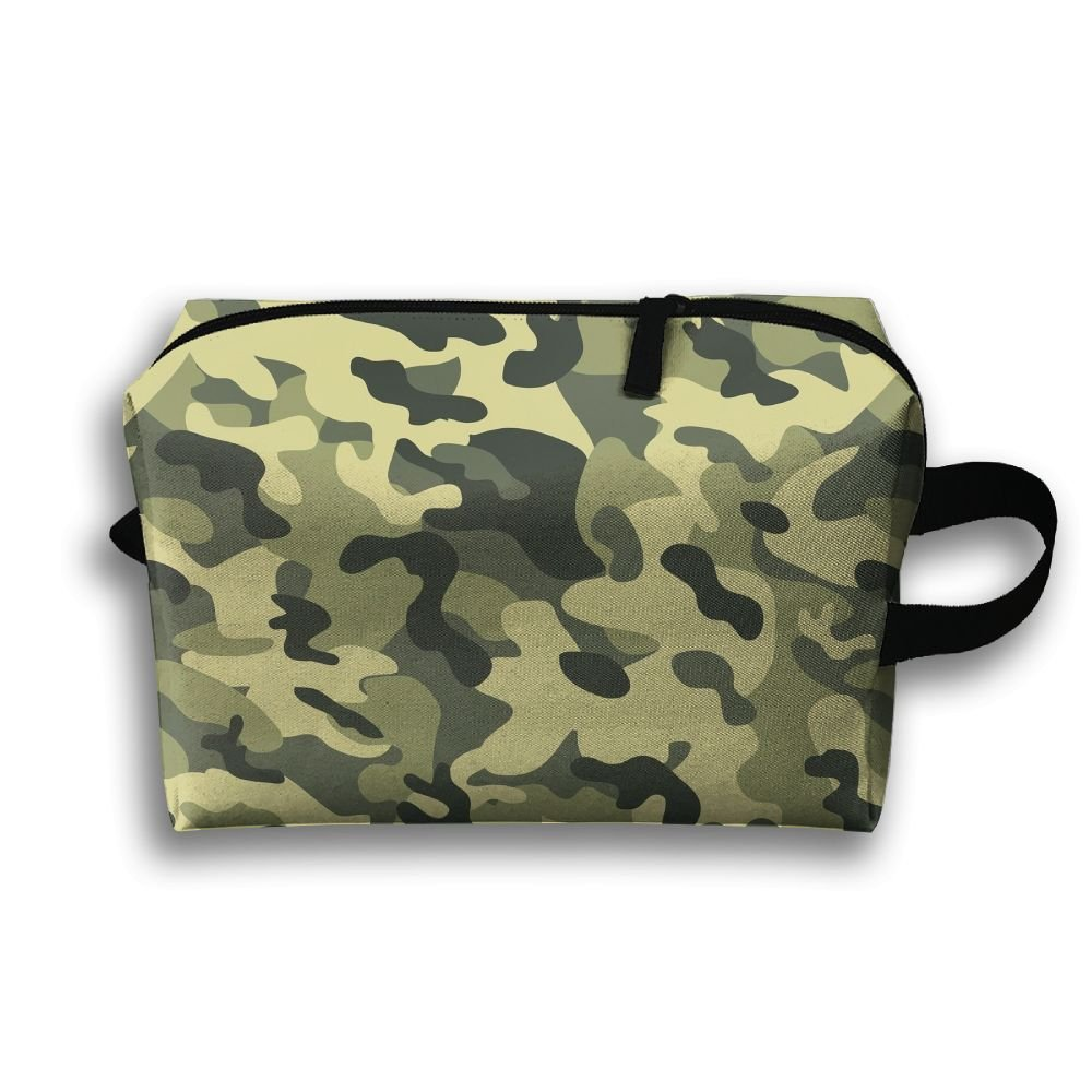 DTW1GjuY Lightweight And Waterproof Multifunction Storage Luggage Bag Camouflage