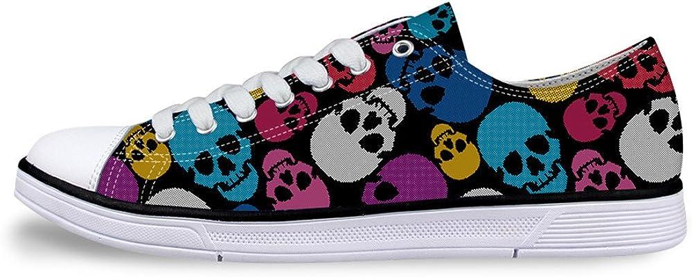 chaussures tête de mort 2