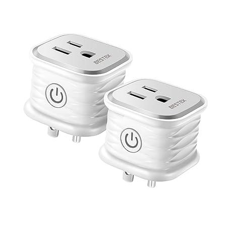Review BESTEK Smart Plug,Wifi Smart