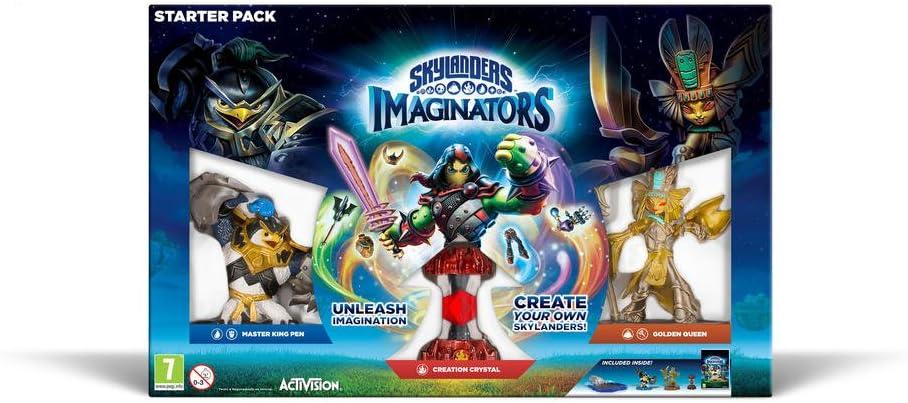Skylanders Imaginators: Starter Pack [Importación Alemana]: Amazon.es: Videojuegos