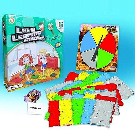 Rainmood Tarjetas De Juego Creative Volcano Kids Spin Card Game ...