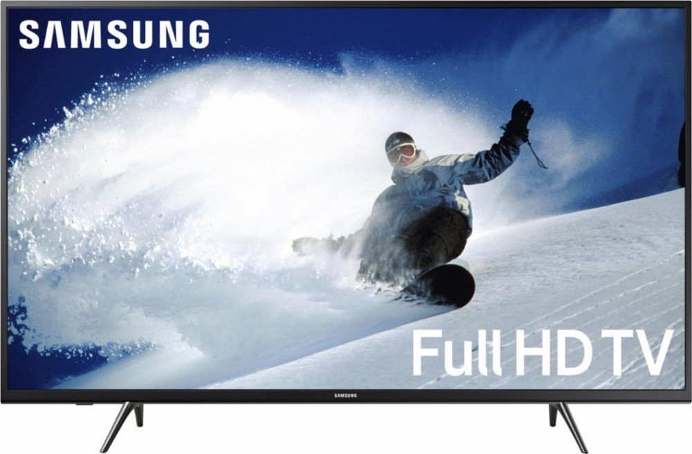 Samsung 43inch 1080p LED Smart Wi-Fi Direct HDTV with Full Web Browser