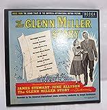 The Glenn Miller Story 1954 Decca Records 78 A-952 4-Record Box Set