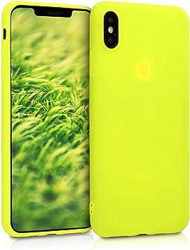 kwmobile Funda Compatible con Apple iPhone XS MAX: Amazon.es ...