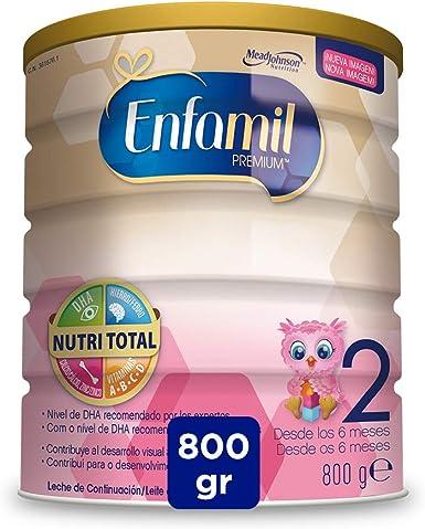 Enfamil Premium 2 - Leche infantil de Continuacion para Lactantes ...