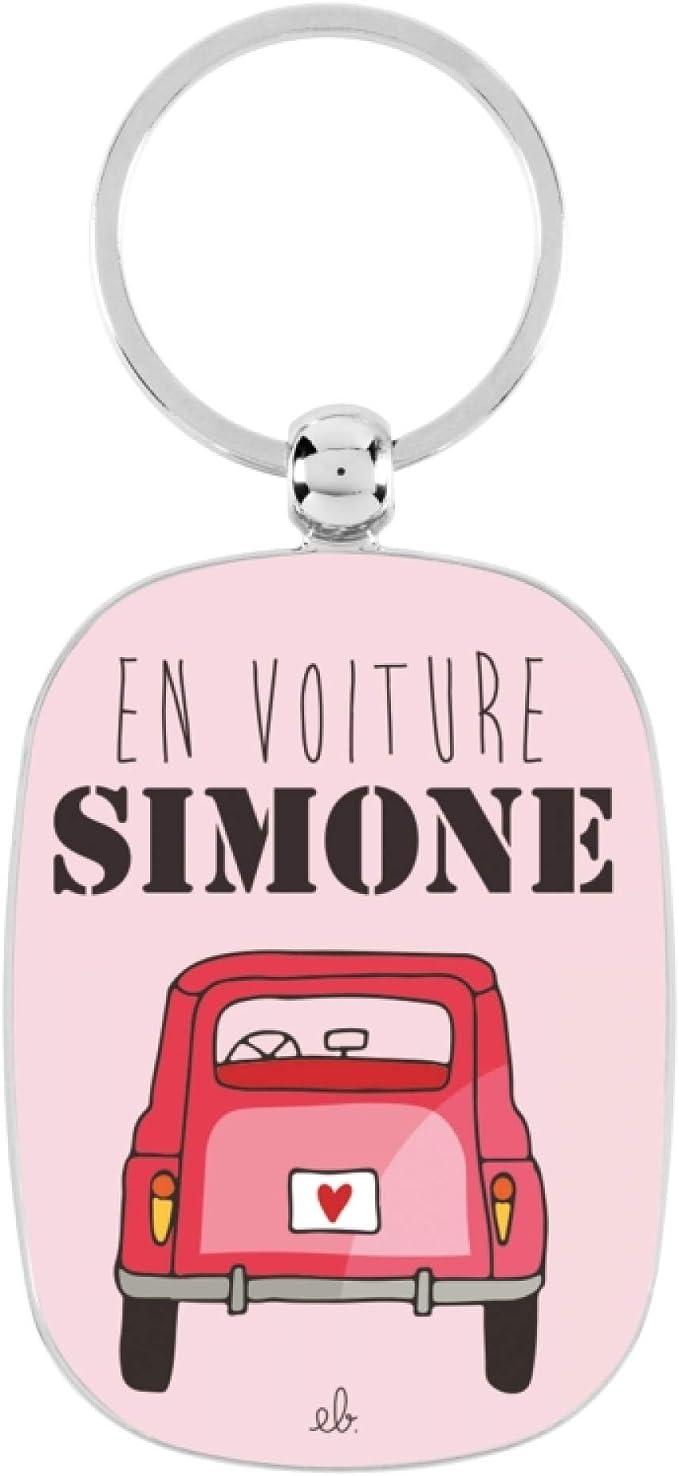 Schlüsselanhänger Opat Simone Derrière La Porte Bekleidung