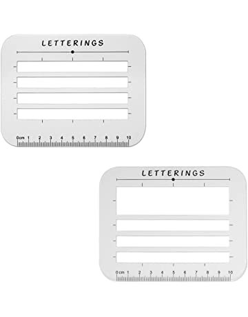 11169913254e Envelope and Address Stencil Ruler Guide and Template for Writing