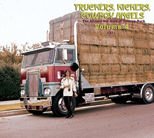 Truckers Kickers Cowboy 4 1971 (Truckers Kickers)
