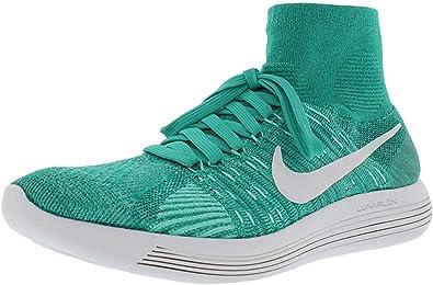 Nike 818677-301, Zapatillas de Trail Running para Mujer, Azul (Clear Jade/White-Hyper Turq-Rio Teal), 37.5 EU: Amazon.es: Zapatos y complementos